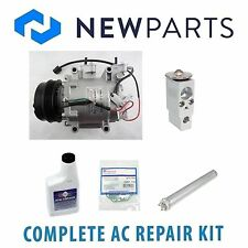 Honda Fit 2009 Complete AC A/C Repair Kit With New Compressor & Clutch