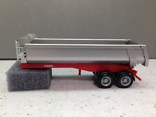 HO 1/87 Herpa # 76037     2-axle Dump Trailer  # 76036-002