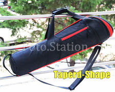 "750mm Padded Camera Tripod Shoulder Bag Carry Storage 29.5"" For Manfrotto Velbon"