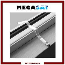 Câble Passe Fenêtre Longueur 20 cm Connectique F femelle