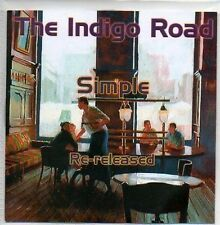 (775B) The Indigo Road, Simple (re-released) - DJ CD