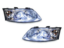 FOR HALOGEN MODEL DEPO 03-07 SAAB 9-3 93 4D/Cabrio XENON HID PROJECTOR HEADLIGHT