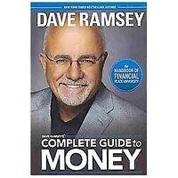 Dave Ramsey's Complete Guide to Money The Handbook of Financial Peace SEALED a3