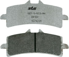 SBS Dual Carbon Front or Rear Brake Pads 841DC