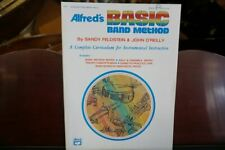 Alfred's Basic Band Method Keyboard Percussion Book 1