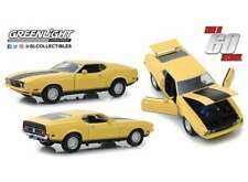 FORD Shelby Mustang Mach 1 gelb 1974 ELEANOR Kino TV Gone in 60 Seconds  1:18