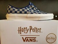 NEW IN THE BOX VANS X HARRY POTTER LIMITED EDITION AUTHENTIC SHOE FOR MEN
