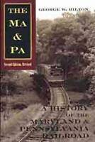 The Ma and Pa - Hardcover By Hilton, George W. - ACCEPTABLE