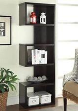 Coaster Bookshelf Cappuccino- 800069 BOOKCASE NEW
