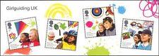 GB 2010 Girlguiding/Girl Guides/Guiding/Girl Scouts/Brownies 4v m/s (n30611e)