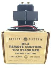 General Electric RT-2 Remote Control Transformer Energy Limiting 277-24V 60Hz