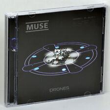 MUSE Live at POP Bercy Paris France 27Feb2016 Bonus Drones World Tour 2CD Box