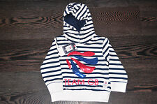 GIRLS NEXT TEAM GB OLYMPIC LONG SLEEVE HOODED TOP/JUMPER 2-3 YEARS BNWT