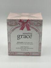 Philosophy AMAZING GRACE Eau de Toilette Spray Fragrance 60 ml/ 2 fl oz NEW