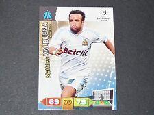 VALBUENA MARSEILLE OM UEFA PANINI CARD FOOTBALL CHAMPIONS LEAGUE 2011 2012
