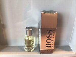 Parfum Miniatur Mini Parfumminiatur Hugo Boss Bottled 5 ml