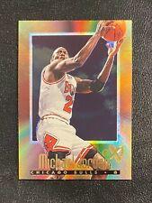 Michael Jordan 1996-97 Skybox EX 2000 #9 Base Chicago Bulls
