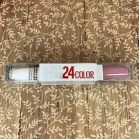 Maybelline New York SuperStay 24 Color Liquid Lipstick 085 Lasting Lilac