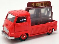 Atlas Editions Dinky Toys 564 - Renault Miroitier Estafette - Red