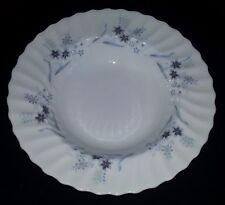"Royal Doulton Millefleur Fine China - 9"" Rimmed Soup Bowl"