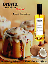 2ML COCO BISCUIT Probe - BISCUIT COLLECTION (OrByFa Special) , Kokosnuss Parfum