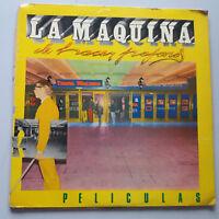 La Maquina de Hacer Pajaros - Peliculas Vinyle LP Argentine 1er Press Rare Prog