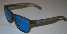 Oakley Frogskins XS Youth Fit OJ9006-0553 Matte Grey Ink/Prizm Sapphire NEW