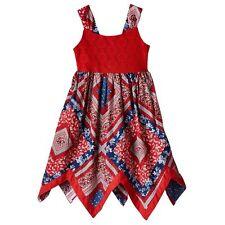 Bandana Crochet Dress Blueberi Boulevard Toddler Girl 4T