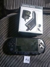 Sony PSP E1003 Street Black Console bundle