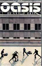 OASIS - GO LET IT OUT 2000 UK CASSINGLE CARD SLEEVE SLIP-CASE LIAM GALLAGHER