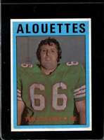 1972 O-PEE-CHEE CFL #16 TED COLLINS EX  *X2115