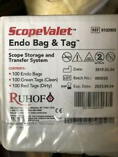 ScopeValet endo bag & tag | Simple. Secure. Compliant. | Case