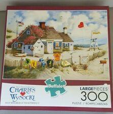 Buffalo Charles Wysocki Root Beer Break At The Butterfields 300 Piece Puzzle