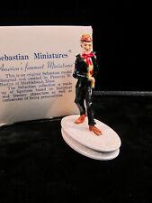 "Sebastian Miniatures ""Ichabod Crane "" #2255, (1984) (Original Box)"
