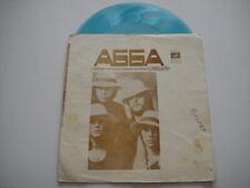 ABBA - Money, Money/Dancing Queen BLUE FLEXI Soviet/RUSSIAN! Yalla