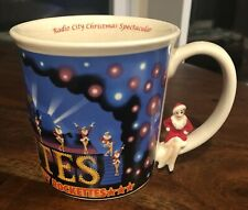 Radio City ROCKETTES Christmas Spectacular Coffee Mug MSG