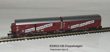 Fleischmann Spur N 830603 I s Leig Wageneinheit DB