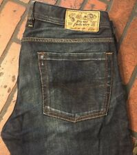 Diesel Zatiny Regular Bootcut Button Fly Jeans
