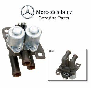 Genuine ACC Dual Valve For Mercedes SLK Class CLK Benz SLK230 170 Chassis