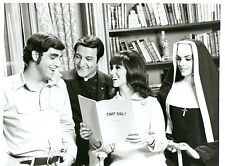MARLO THOMAS TERI THOMAS DANNY THOMAS SMILING THAT GIRL ORIG 1967 ABC TV PHOTO