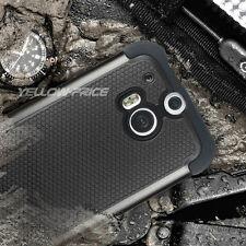 YELLOW-PRICE HTC ONE M8 Case [SLIM & PROTECTIVE Case] Slim Armor SERIES