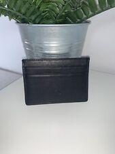 leather rfid card holder wallet