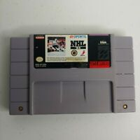 Super Nintendo EA Sports Presents NHL '94 Video Sports Game Retro Hockey
