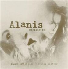 Jagged Little Pill [20th Anniversary Deluxe Edition] [Digipak] by Alanis Morissette (CD, Oct-2015, 2 Discs, Rhino (Label))