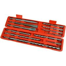 12 Piece Sds Drill and Chisel Set Drill Bits (Genuine Neilsen CT0287)