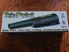 Teknetics Tek-Point pinpointer metal detector