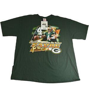 Brett Favre NFL Green Bay Packer #4 Adult Mens XL NWT