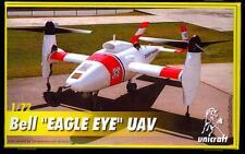 Unicraft Models 1/72 BELL EAGLE EYE American UAV