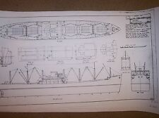 C3 cargo  pass. ship plans