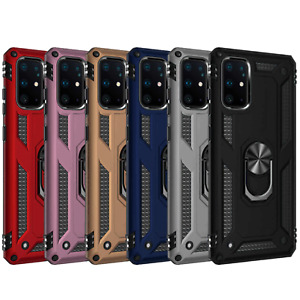 for Samsung galaxy Note 10 Plus 5g Armour Case Cover Ring Shockproof Hybrid uk